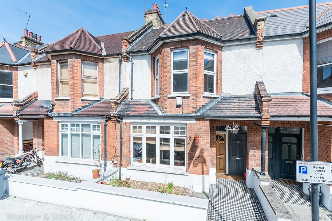 Flat - Conversion Sale Agreed in Bavent Road, SE5 109 view1