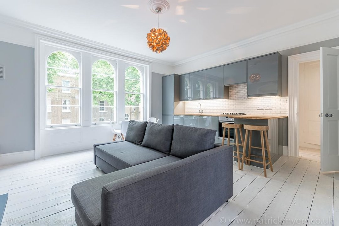 Flat - Conversion For Sale in Camberwell Grove, SE5 111 view1