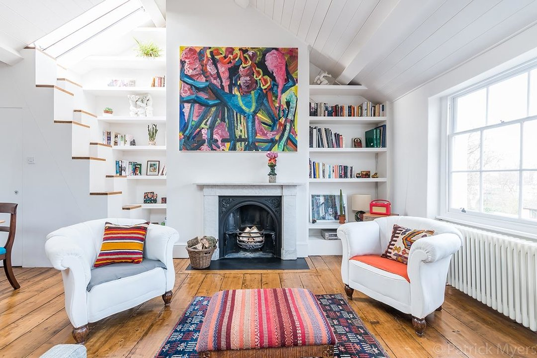 Flat - Conversion Sold in Camberwell Grove, SE5 187 view5