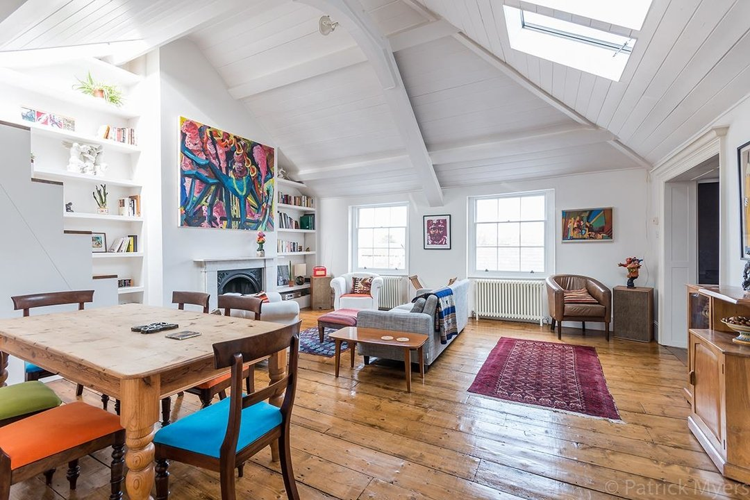 Flat - Conversion Sold in Camberwell Grove, SE5 187 view9