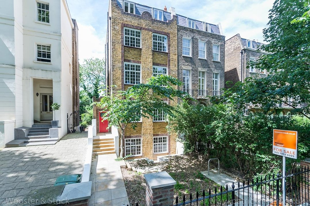 Flat - Conversion Sale Agreed in Camberwell Grove, SE5 96 view1