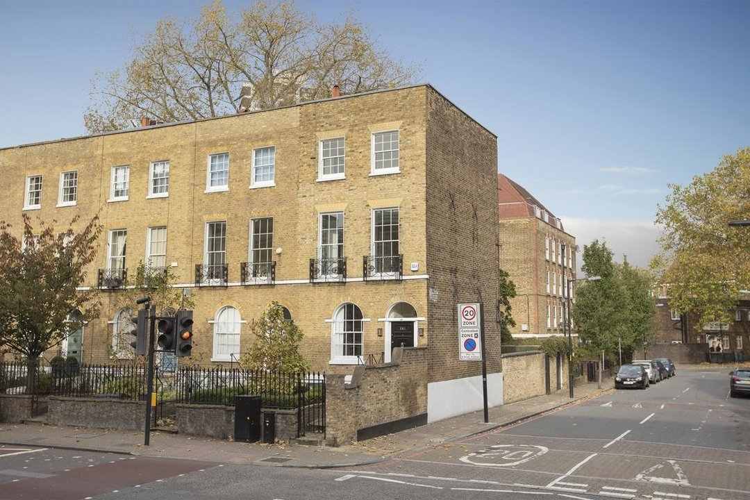 House - End Terrace Sale Agreed in Camberwell New Road, SE5 223 view1