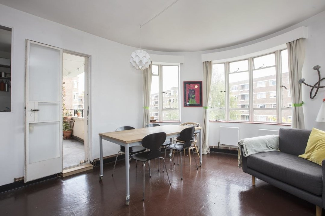Flat - Purpose Built Sale Agreed in Ruskin Park House, Champion Hill, SE5 201 view3