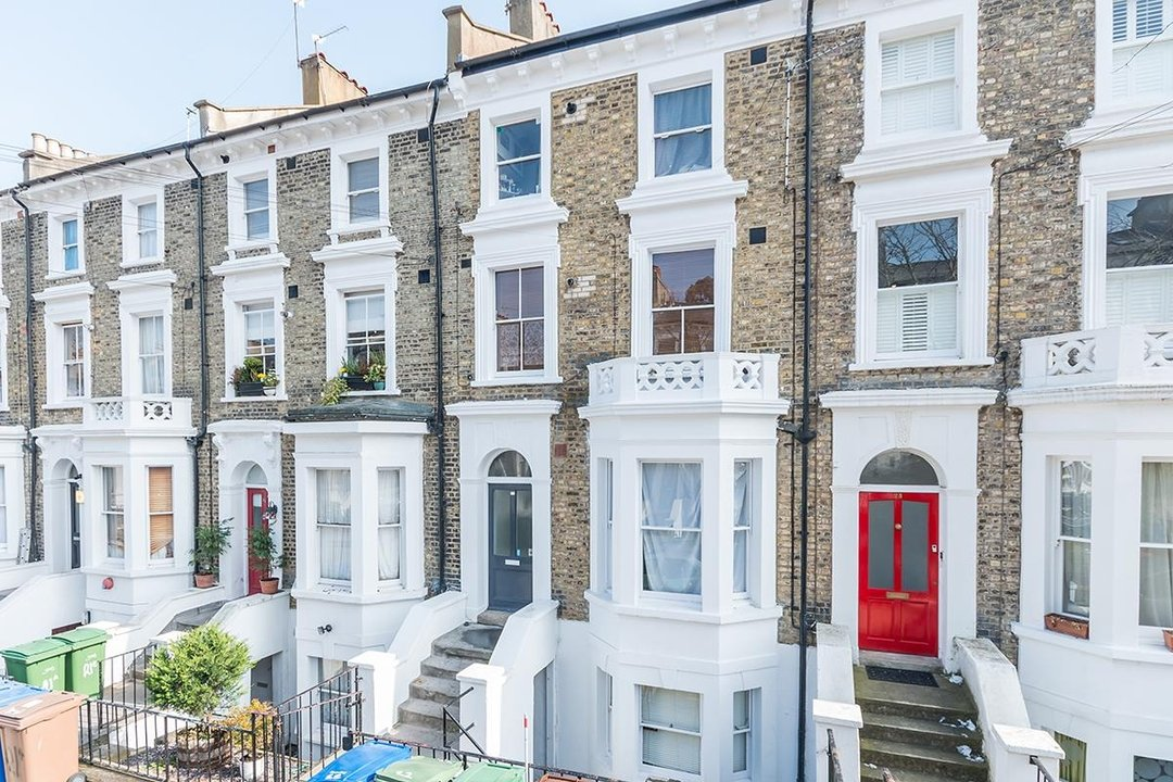 Flat - Conversion Sale Agreed in Wilson Road, SE5 2 view1
