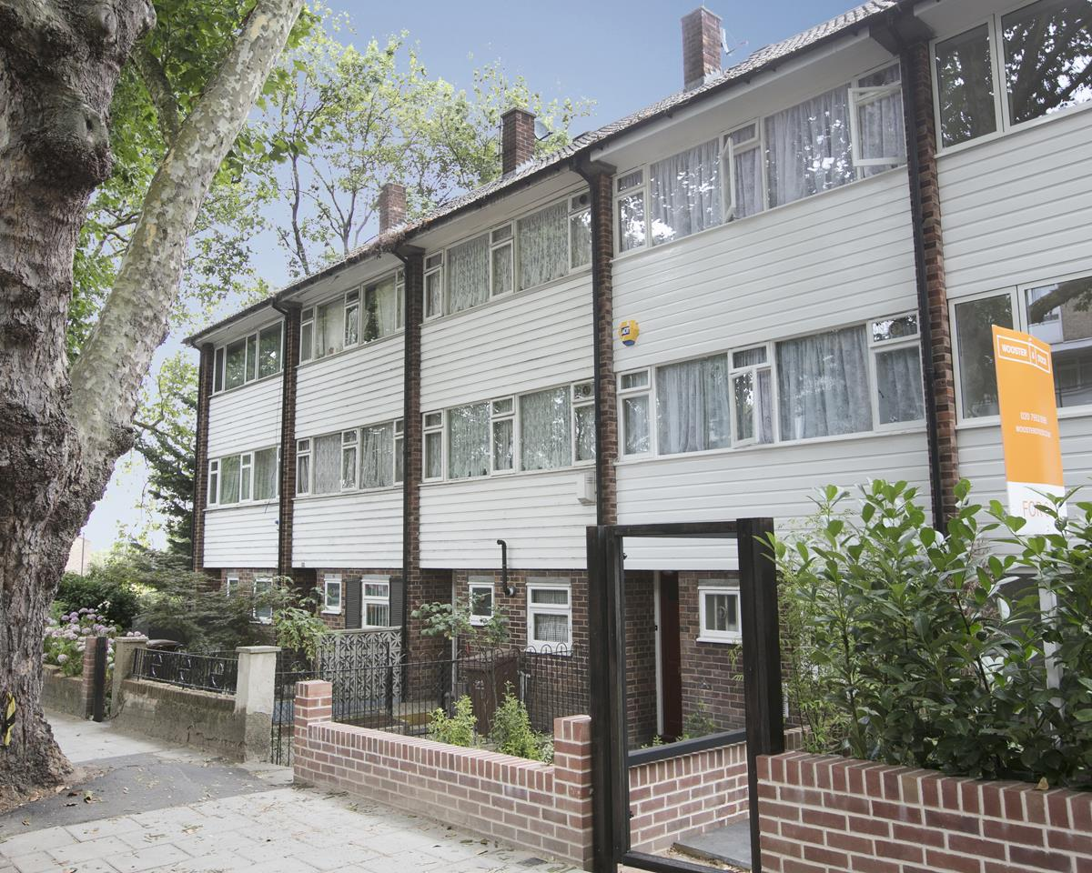 House - Terraced For Sale in Camberwell Grove, SE5 362 view1