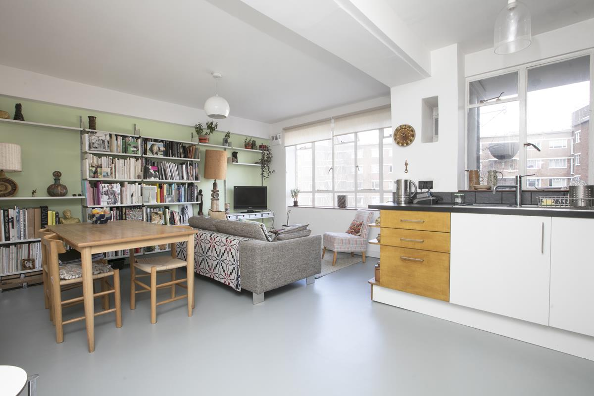 Flat/Apartment Sale Agreed in Champion Hill, SE5 294 view2