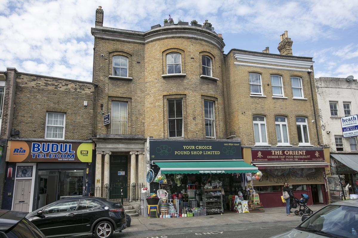 Flat/Apartment Sale Agreed in Deptford High Street, SE8 341 view8