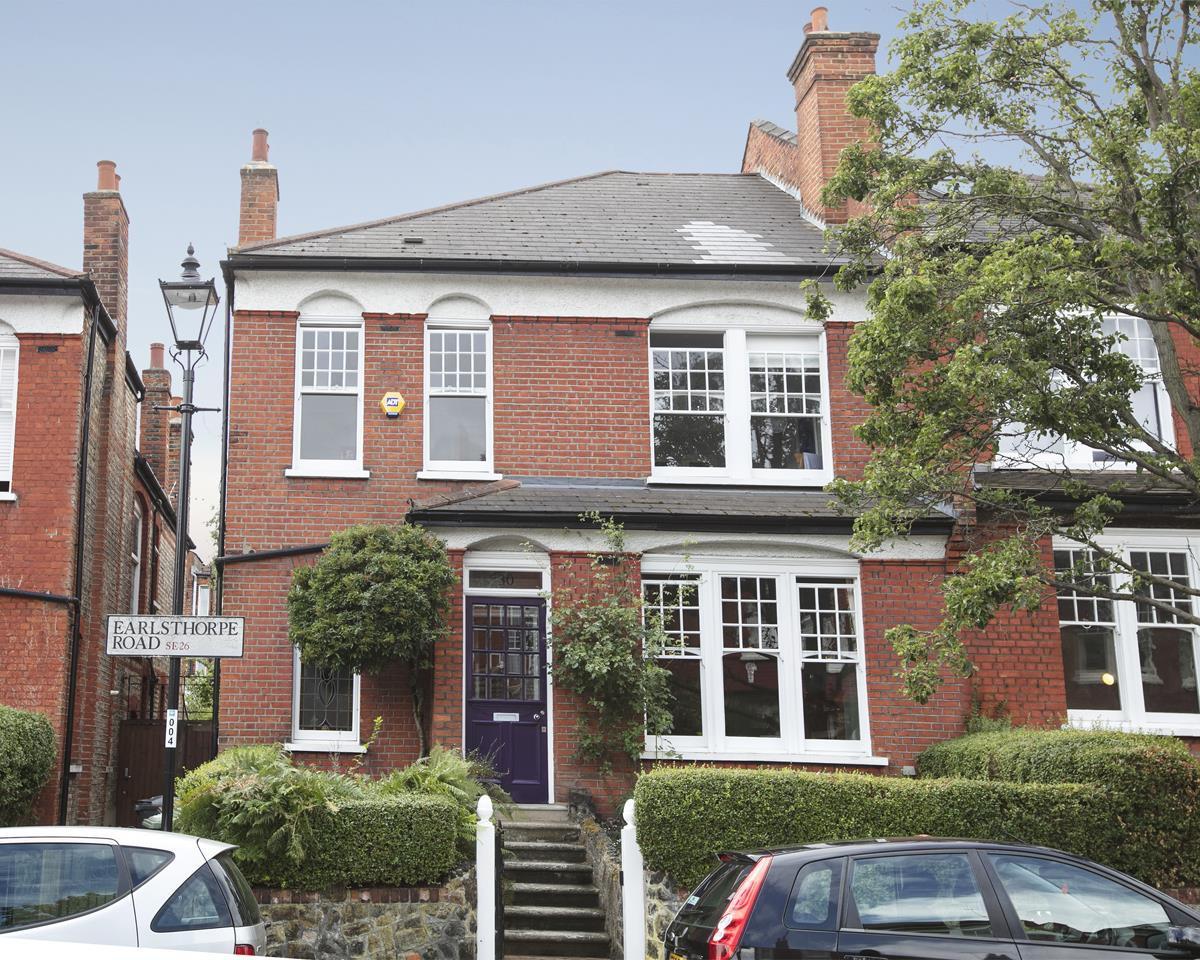 House - Semi-Detached For Sale in Earlsthorpe Road, SE26 367 view1