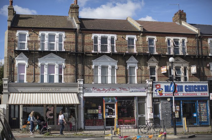 Area Guide Brockley Eat & Drink Malaysian Deli