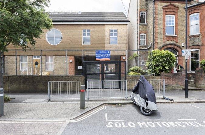 Area Guide Brixton Schools Corpus Christi Catholic Primary School