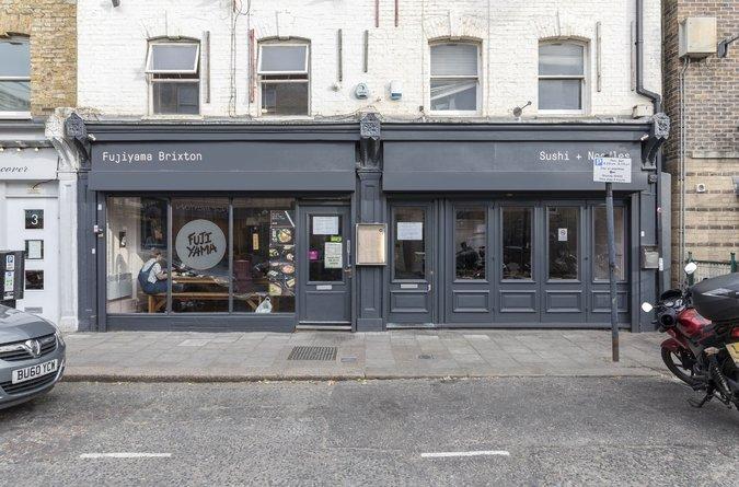 Area Guide Brixton Eat & Drink Fujiyama