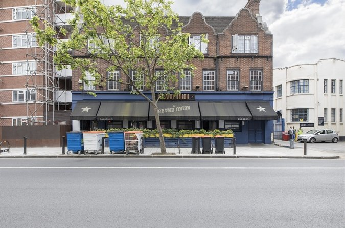 Area Guide Brixton Eat & Drink Grand Union