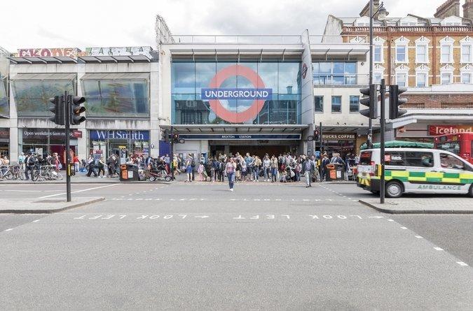 Area Guide Brixton Transport Brixton Underground