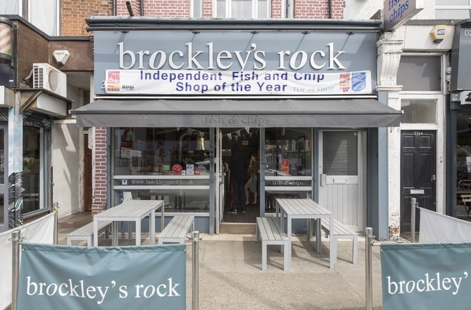 Area Guide Brockley Eat & Drink Brockley's Rock