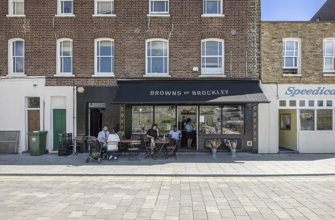 Area Guide Brockley Eat & Drink Browns Of Brockley