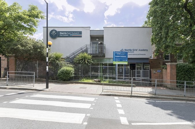 Area Guide Brockley Schools Harris Girls Academy East Dulwich