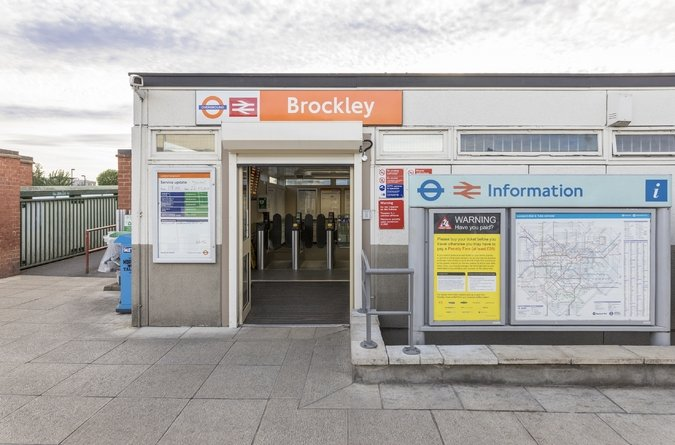 Area Guide Brockley Transport Brockley Rail Station