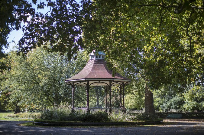 Area Guide Camberwell Parks & Green Spaces  Myatts Field