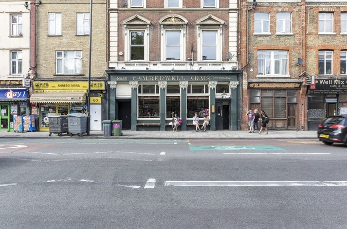 Area Guide Camberwell Eat & Drink The Camberwell Arms