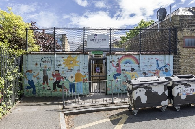 Area Guide New Cross & Telegraph Hill  Schools Edmund Waller Primary School