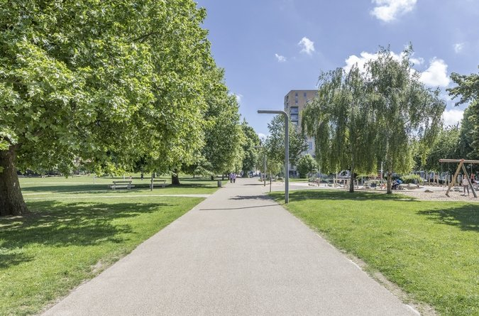 Area Guide New Cross & Telegraph Hill  Parks & Green Spaces Fordham Park