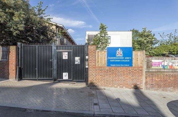 Area Guide New Cross & Telegraph Hill  Schools Hatcham Temple Grove Free School