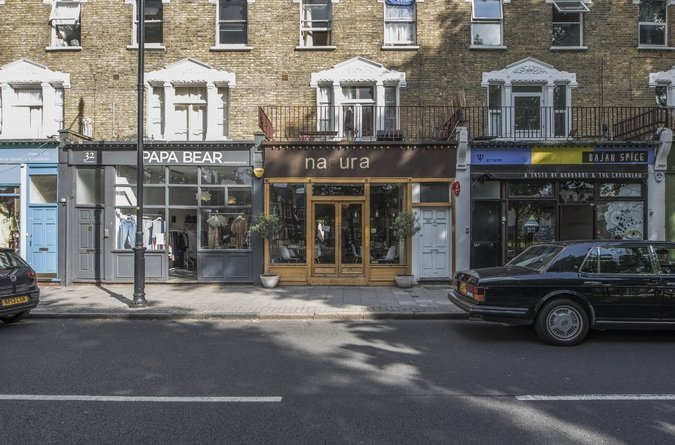 Area Guide Nunhead Eat & Drink Napura