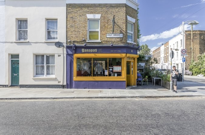 Area Guide Peckham Eat & Drink Ganapati