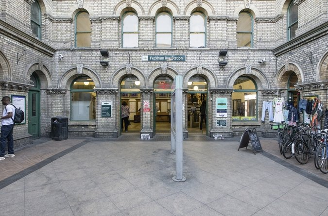 Area Guide Peckham Transport Peckham Rye Station