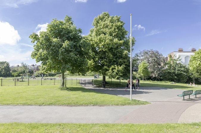 Area Guide Peckham Parks & Green Spaces Warwick Gardens