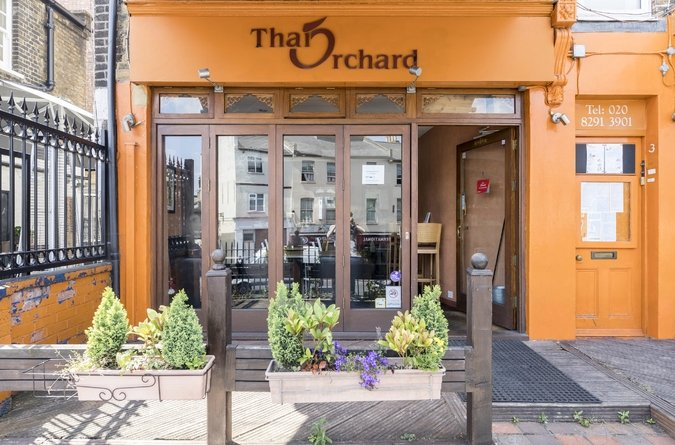 Area Guide Sydenham & Forest Hill Eat & Drink Thai Orchard