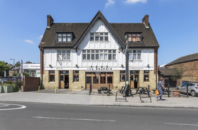 Area Guide Sydenham & Forest Hill Eat & Drink The Dolphin